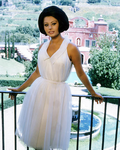 This is an image of Photograph & Poster of Sophia Loren 291410
