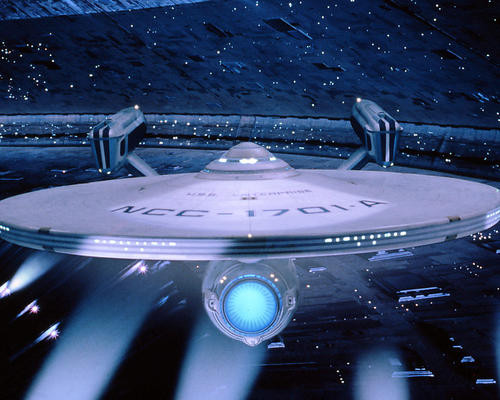 This is an image of Photograph & Poster of Star Trek 291627