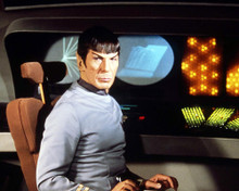 This is an image of Photograph & Poster of Leonard Nimoy 291651