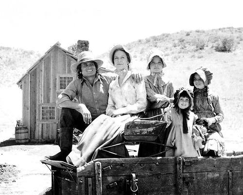 This is an image of Photograph & Poster of Little House on the Prairie 199845