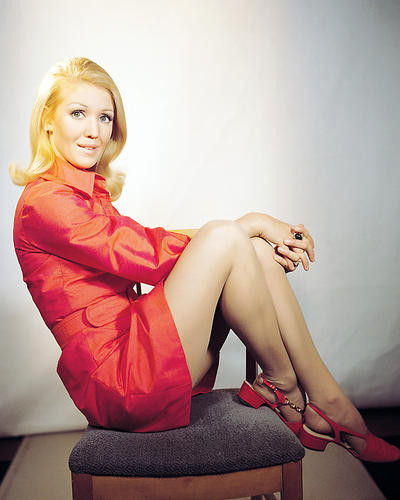 This is an image of Photograph & Poster of Annette Andre 291674