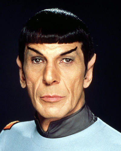This is an image of Photograph & Poster of Leonard Nimoy 291678