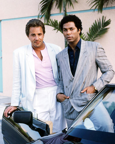 This is an image of Photograph & Poster of Miami Vice 291679