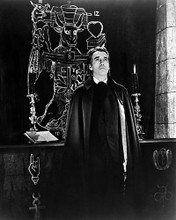 This is an image of Photograph & Poster of Christopher Lee 199743