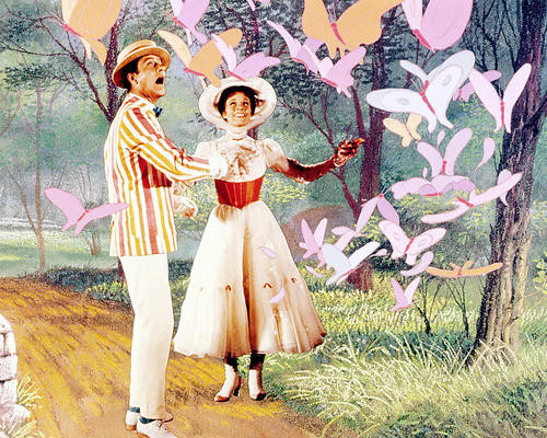 This is an image of Photograph & Poster of Mary Poppins 291904