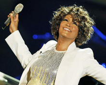 This is an image of Photograph & Poster of Whitney Houston 292048