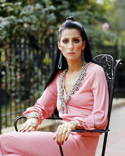 This is an image of Photograph & Poster of Cher 292097