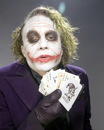 This is an image of Photograph & Poster of Heath Ledger 292410