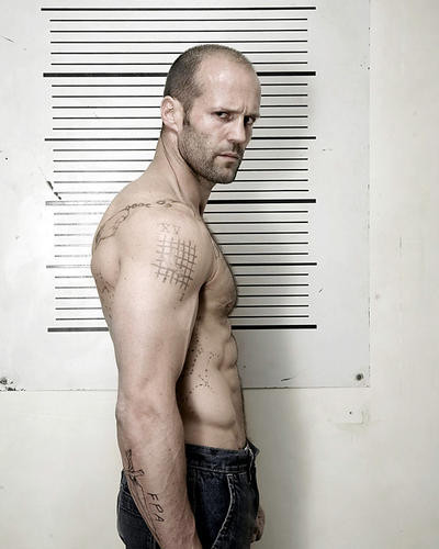 This is an image of Photograph & Poster of Jason Statham 292416