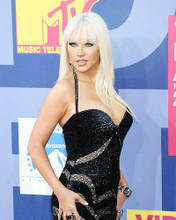 This is an image of Photograph & Poster of Christina Aguilera 292782