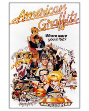 This is an image of Photograph & Poster of American Graffiti 292467