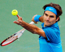 This is an image of Photograph & Poster of Roger Federer 292162