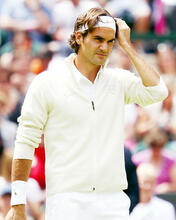 This is an image of Photograph & Poster of Roger Federer 292192