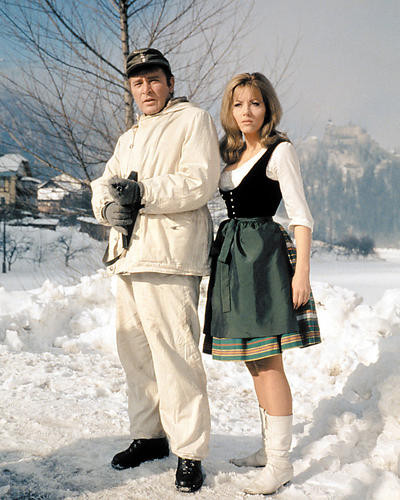 This is an image of Photograph & Poster of Where Eagles Dare 292198