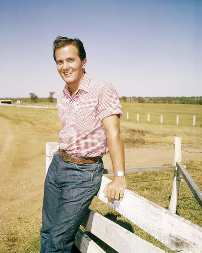 This is an image of Photograph & Poster of Pat Boone 292235