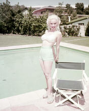 This is an image of Photograph & Poster of Mamie Van Doren 292279