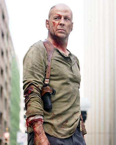 This is an image of Photograph & Poster of Bruce Willis 292479