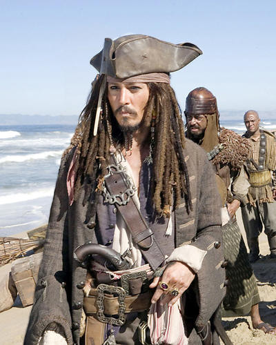 This is an image of Photograph & Poster of Johnny Depp 292481