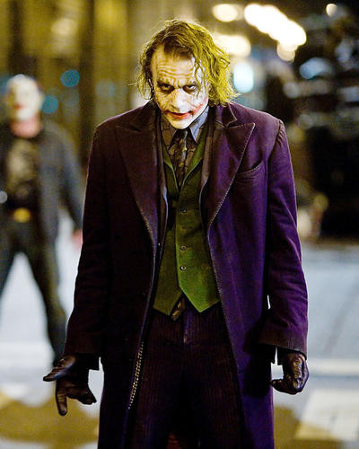This is an image of Photograph & Poster of Heath Ledger 292538