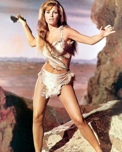 This is an image of Photograph & Poster of Raquel Welch 292553