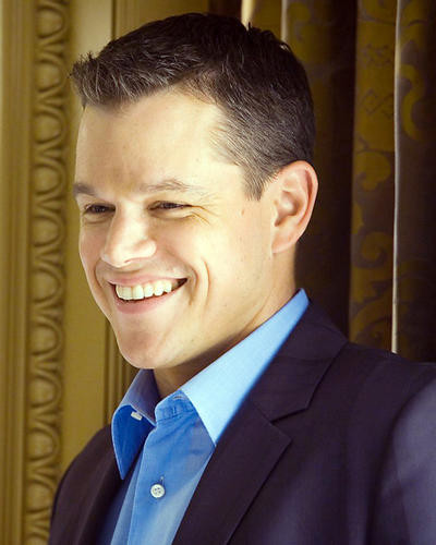This is an image of Photograph & Poster of Matt Damon 292555