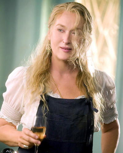 This is an image of Photograph & Poster of Meryl Streep 292568