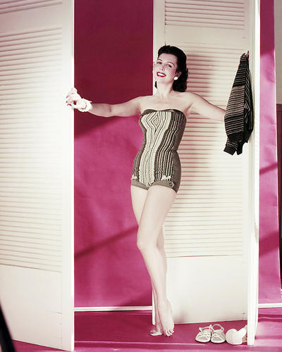 This is an image of Photograph & Poster of Ann Miller 293041