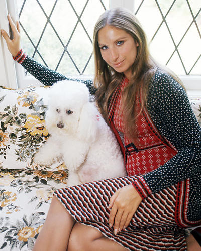 This is an image of Photograph & Poster of Barbra Streisand 293162
