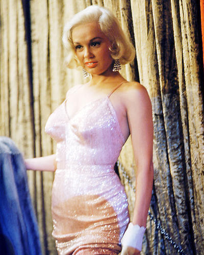 This is an image of Photograph & Poster of Jayne Mansfield 293267