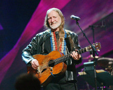 This is an image of Photograph & Poster of Willie Nelson 293110