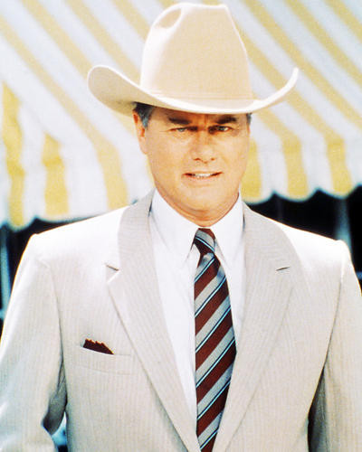 This is an image of Photograph & Poster of Larry Hagman 293403