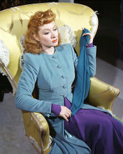 This is an image of Photograph & Poster of Greer Garson 293488