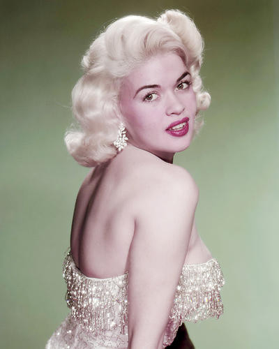 This is an image of Photograph & Poster of Jayne Mansfield 293506