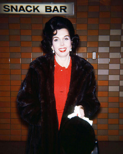 This is an image of Photograph & Poster of Ann Miller 293702
