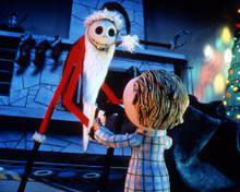 This is an image of Photograph & Poster of Nightmare Before Christmas 293845