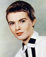 This is an image of Photograph & Poster of Jean Seberg 293621