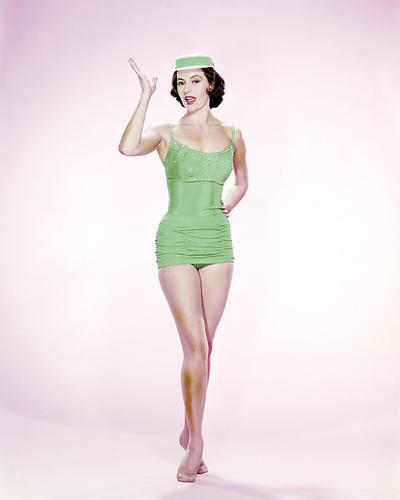 This is an image of Photograph & Poster of Cyd Charisse 293832