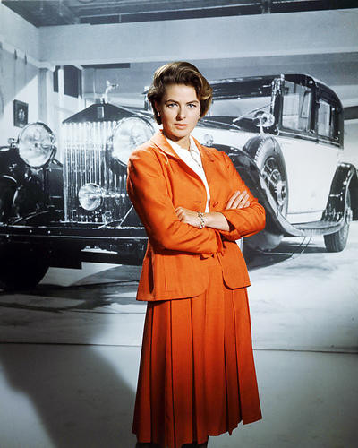 This is an image of Photograph & Poster of Ingrid Bergman 293818