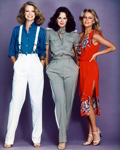 This is an image of Photograph & Poster of Charlie's Angels 226136
