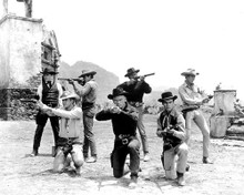 This is an image of Photograph & Poster of The Magnificent Seven 190022