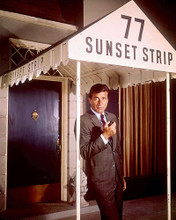 This is an image of Photograph & Poster of Efrem Zimbalist Jr 255828