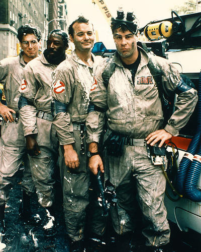 This is an image of Photograph & Poster of Ghostbusters 278434