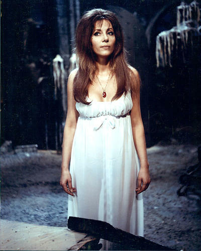 This is an image of Photograph & Poster of Ingrid Pitt 280235