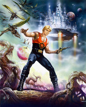 This is an image of Photograph & Poster of Flash Gordon 247742