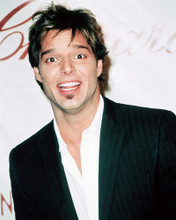 This is an image of Photograph & Poster of Ricky Martin 252046