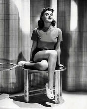 This is an image of Photograph & Poster of Paulette Goddard 169207