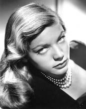 This is an image of Photograph & Poster of Lauren Bacall 190009