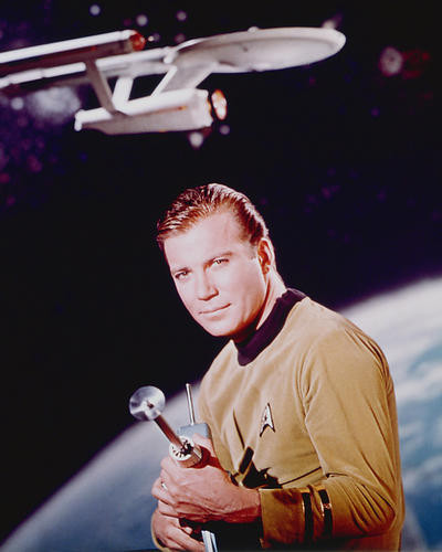 This is an image of Photograph & Poster of William Shatner 277981