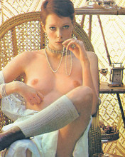 This is an image of Photograph & Poster of Sylvia Kristel 252020