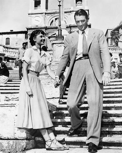 This is an image of Photograph & Poster of Roman Holiday 175425